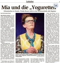 Pressetext der Waldeckischen Landeszeitung vom 17.9.18