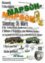 Marsch-Marsch Blasmusikfrühschoppen 2019