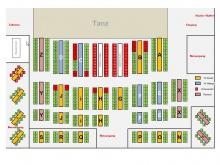 Sitzplan Silvesterball Usseln 2015