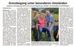 Bericht der Waldeckischen Landeszeitung vom 6. Juli 2021